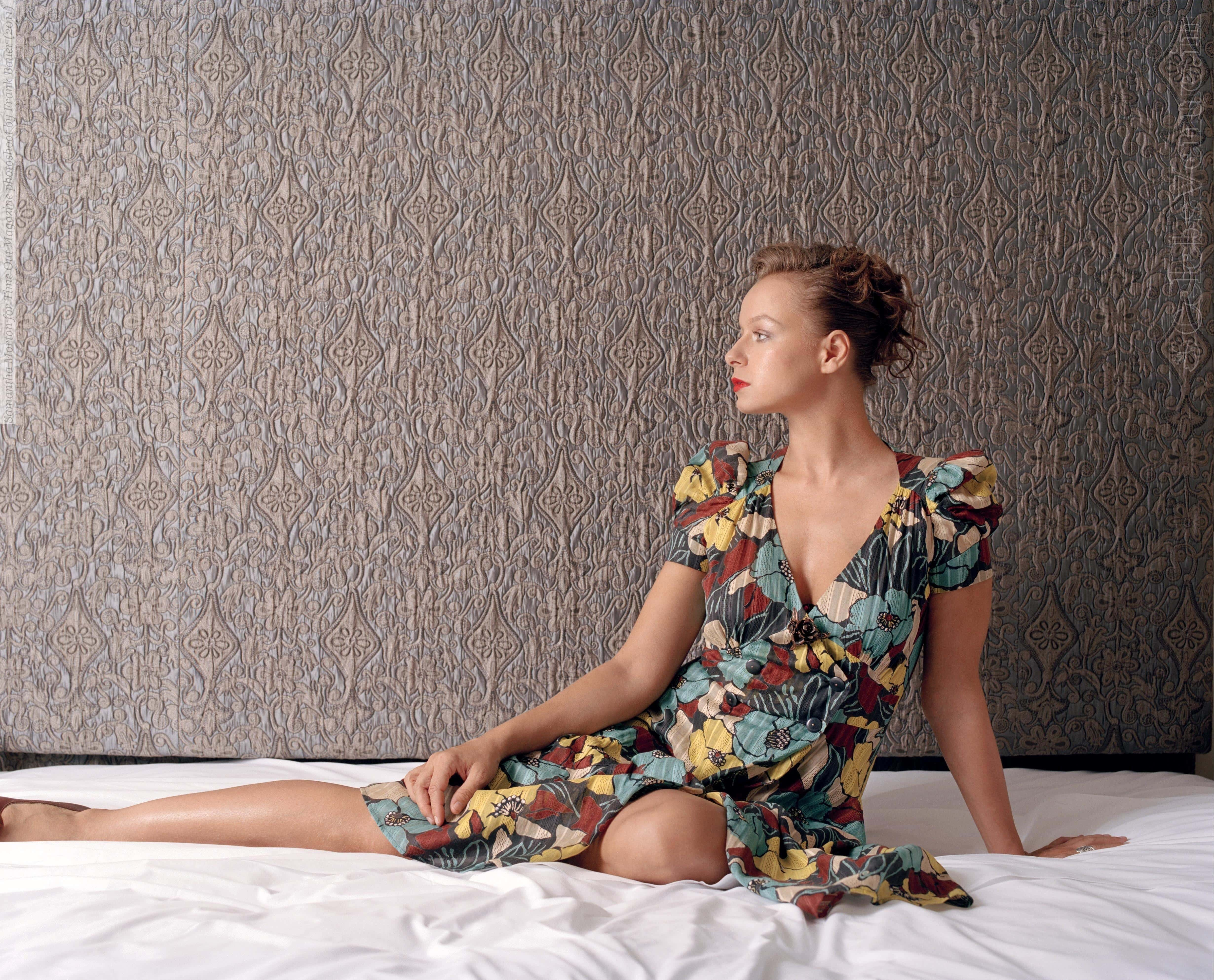Samantha Morton Widescreen for desktop