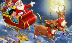 Santa Claus Widescreen for desktop