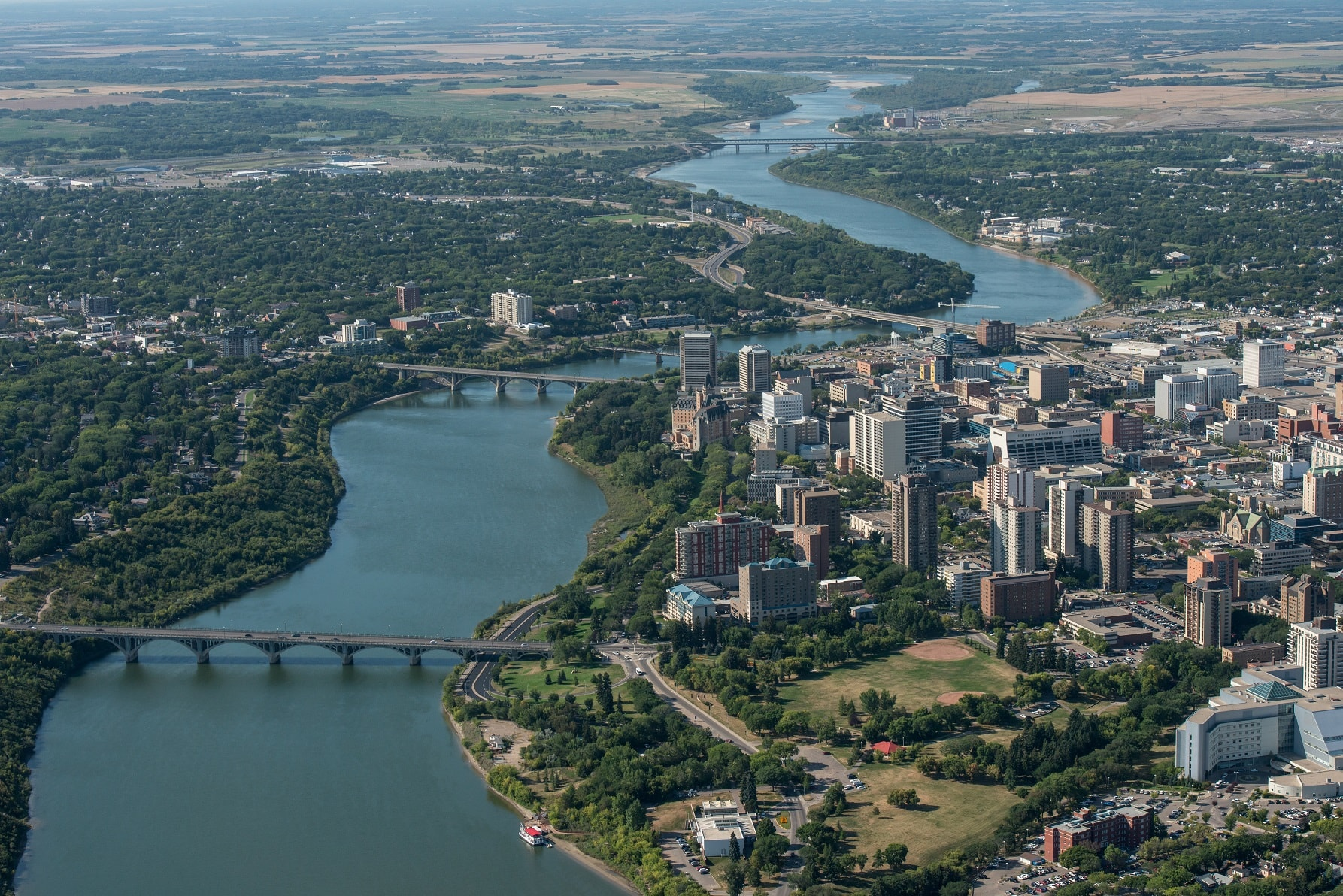 Saskatoon Widescreen for desktop
