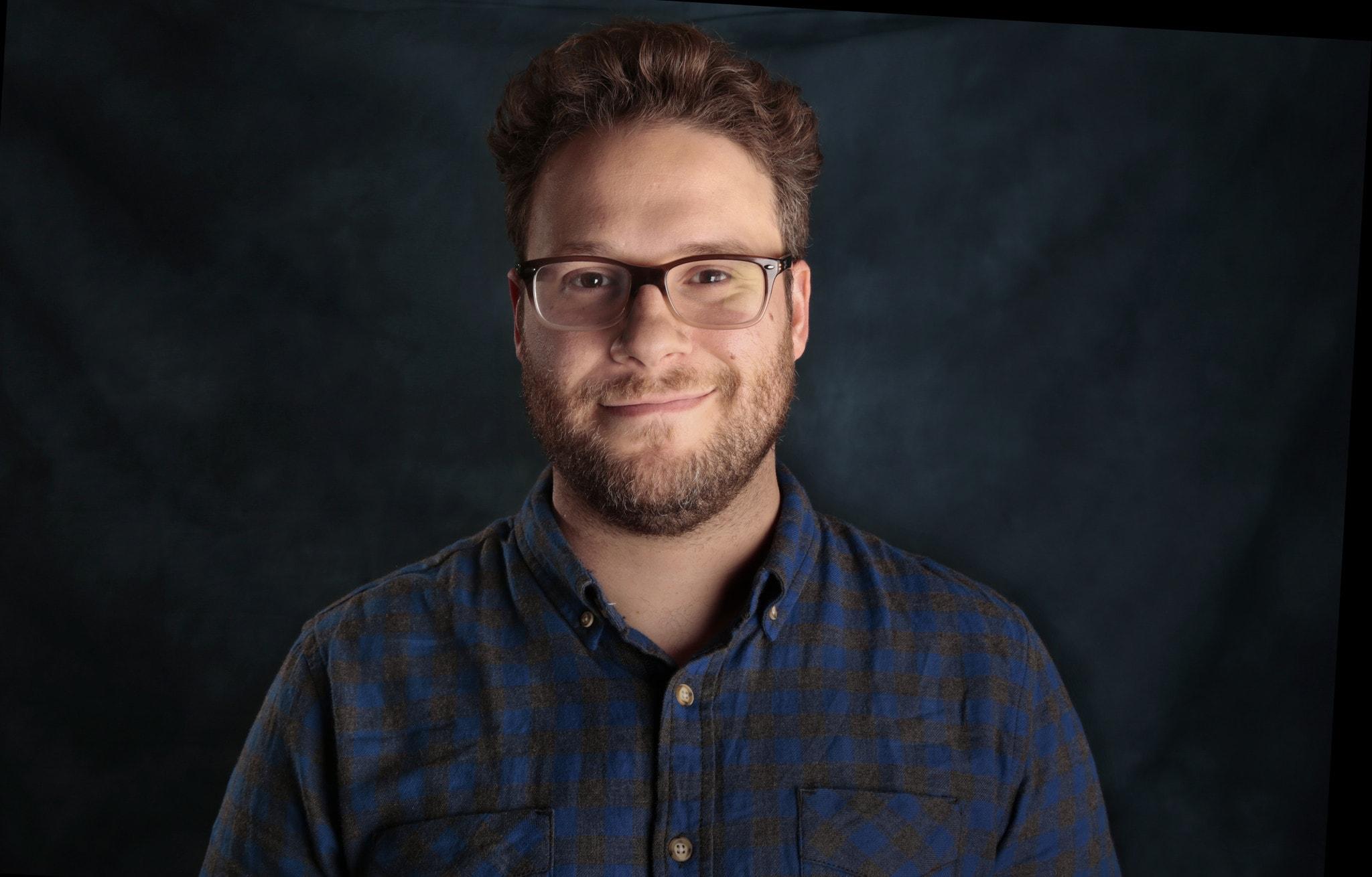 Seth Rogen Widescreen for desktop