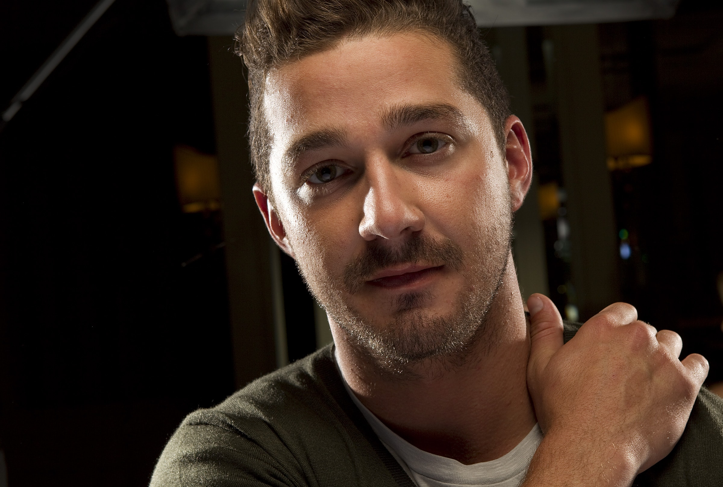 Shia Labeouf Widescreen for desktop