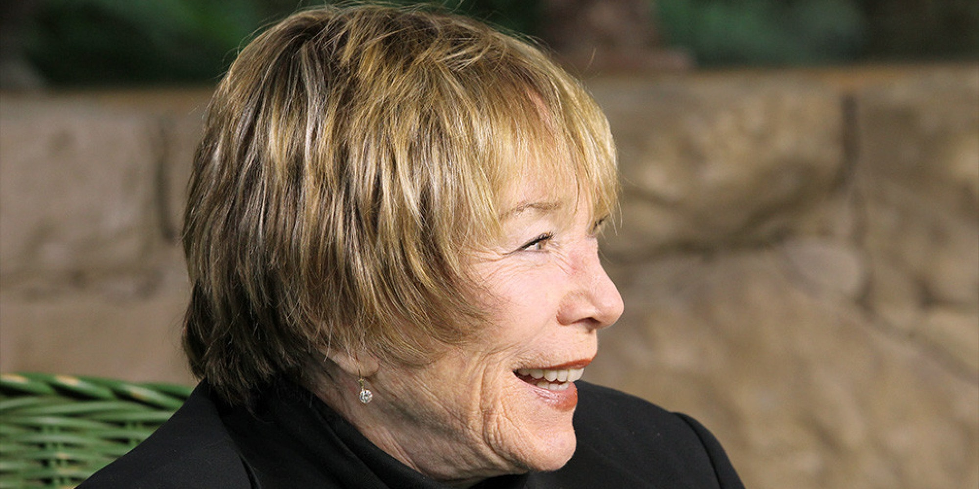 Shirley MacLaine Widescreen for desktop