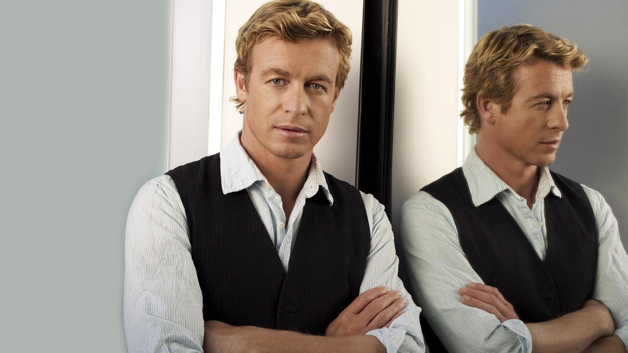 Simon Baker Widescreen for desktop