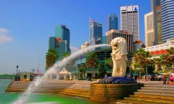 Singapore widescreen for desktop