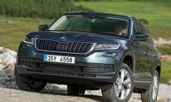 Skoda Kodiaq Widescreen for desktop