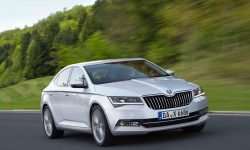 Skoda Superb 3 Widescreen for desktop