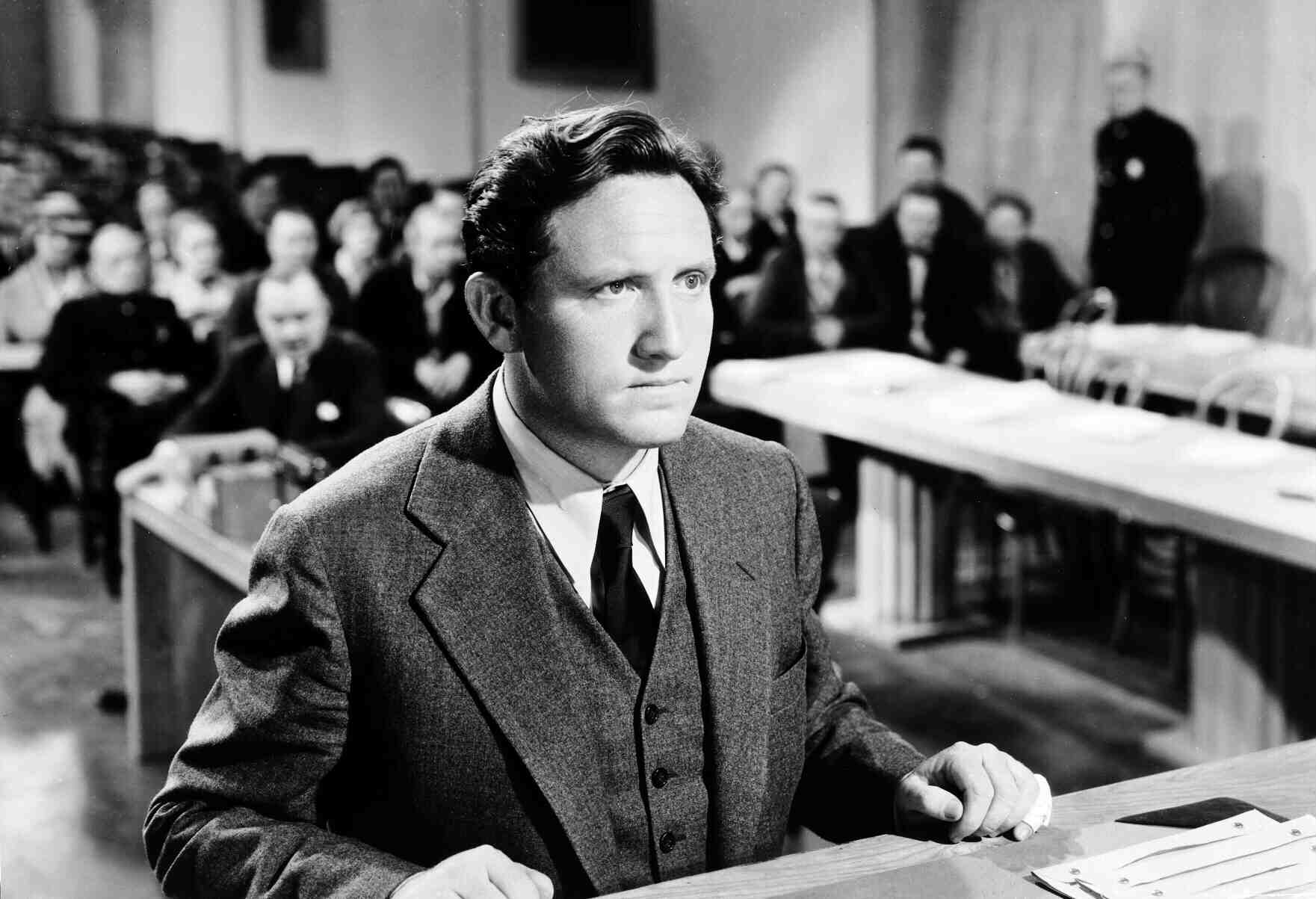 Spencer Tracy Widescreen for desktop