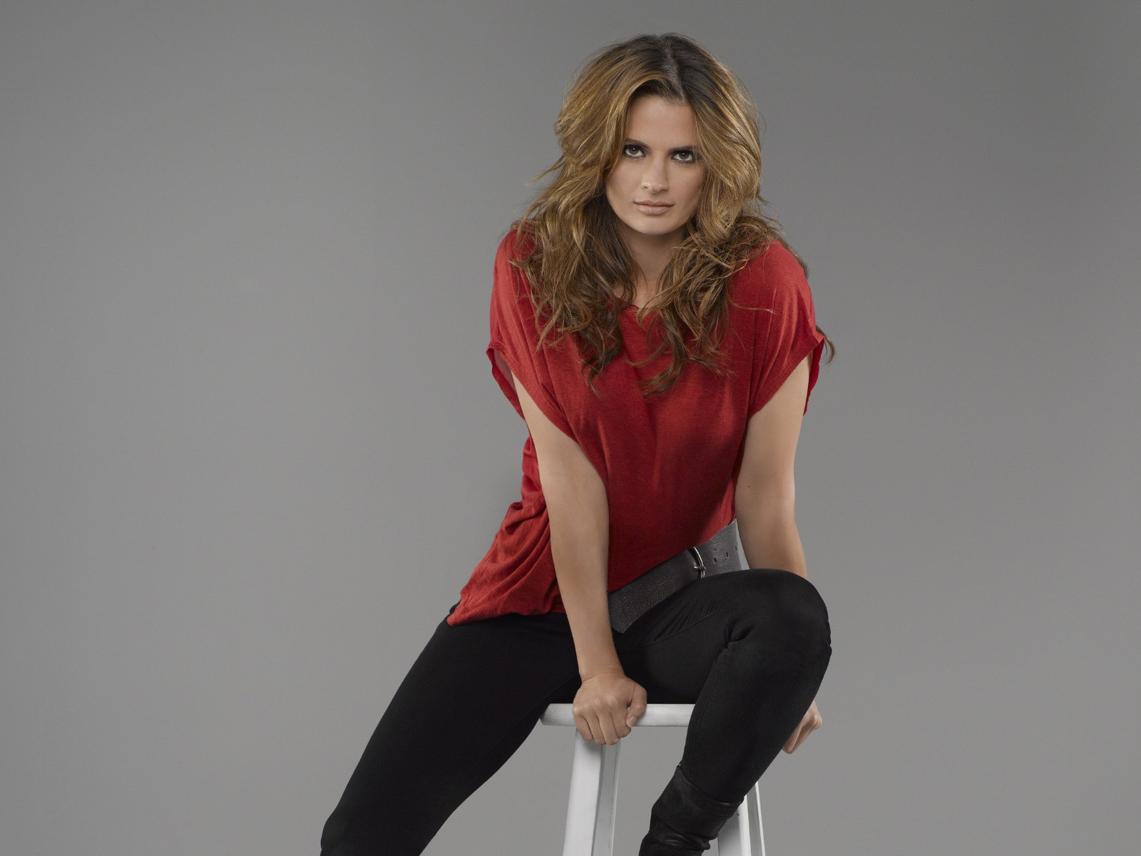Stana Katic Widescreen for desktop