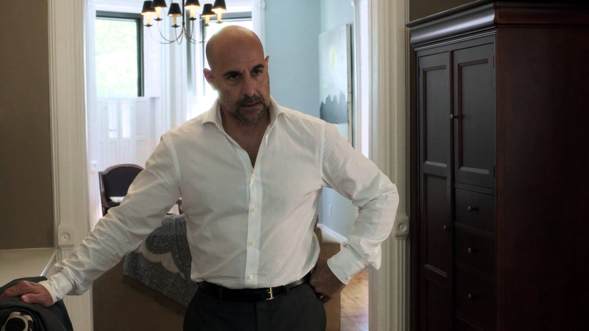 Stanley Tucci Widescreen for desktop