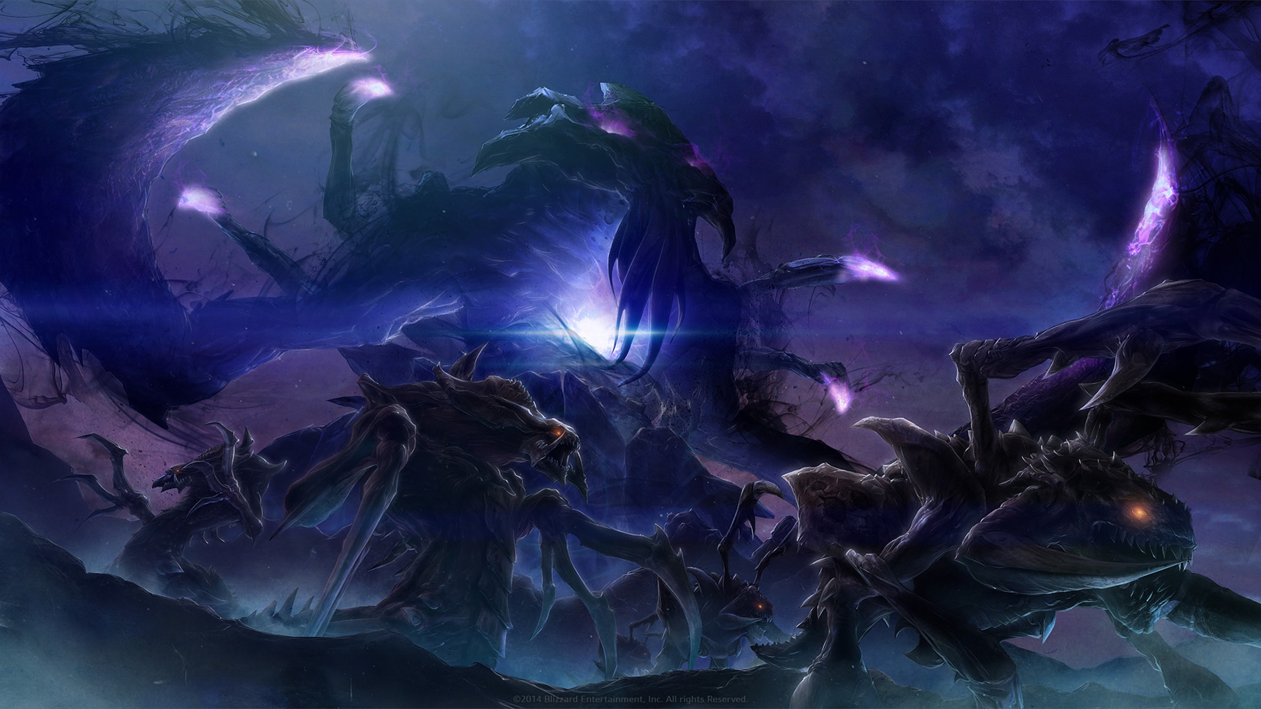 StarCraft 2: Legacy of the Void Widescreen for desktop