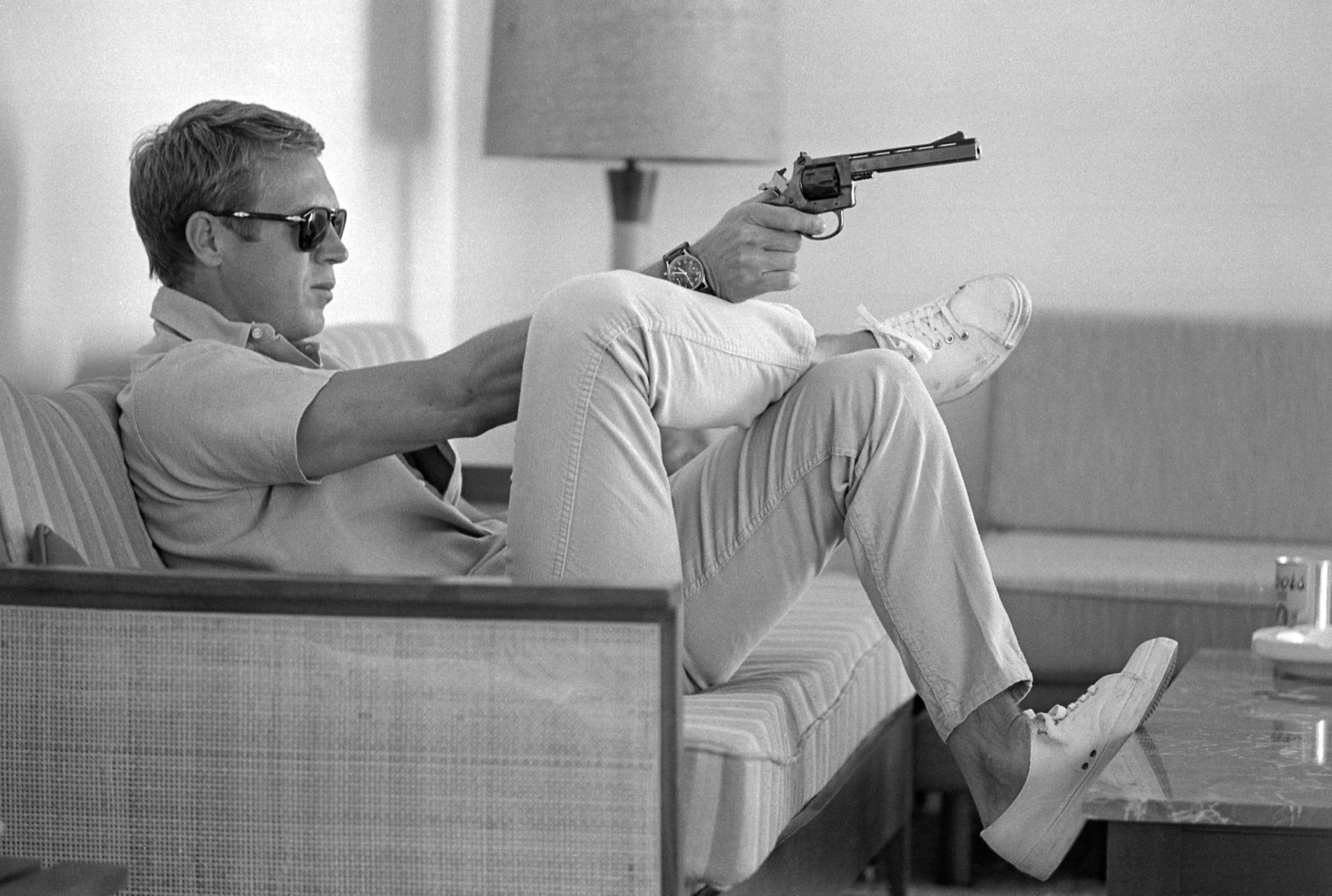 Steve McQueen Widescreen for desktop