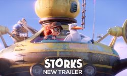 Storks Widescreen for desktop