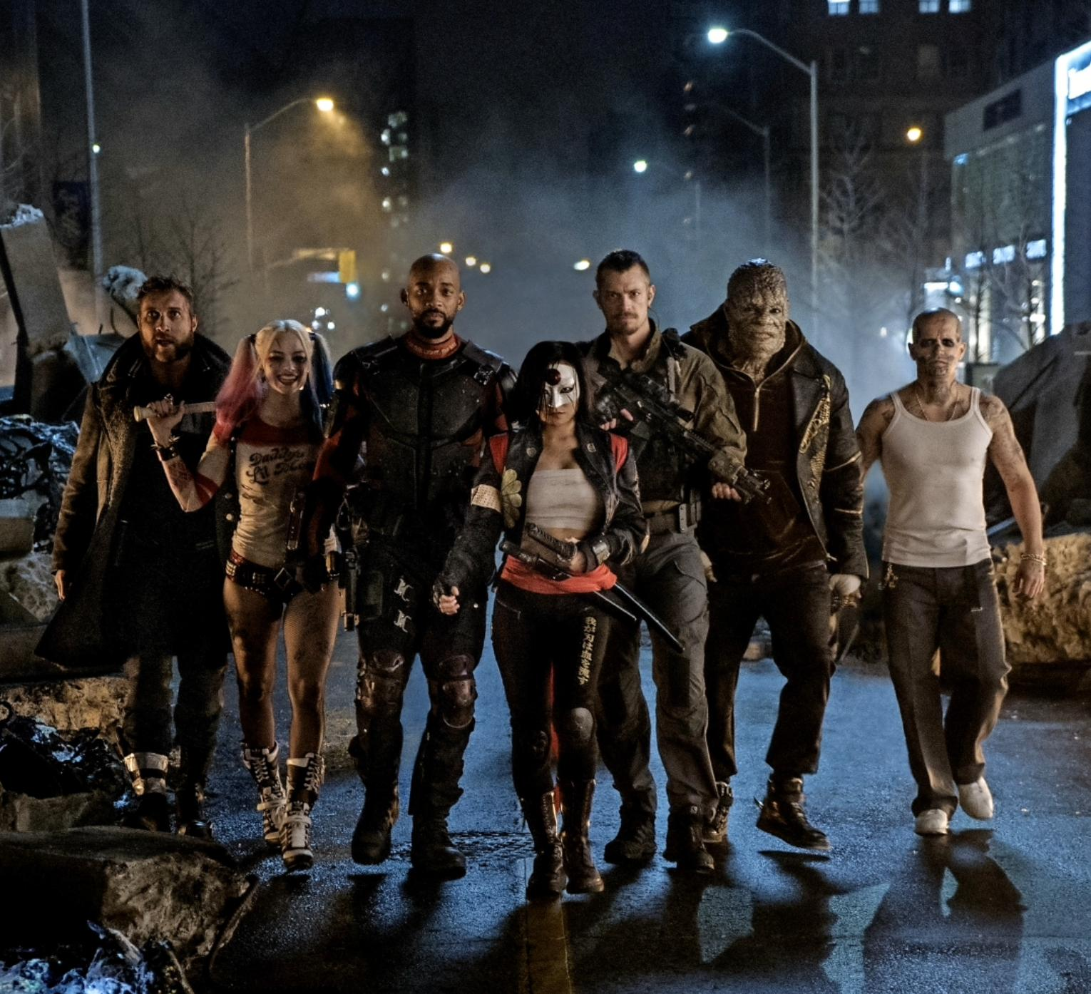 Suicide Squad Widescreen for desktop