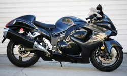 Suzuki Hayabusa Widescreen for desktop