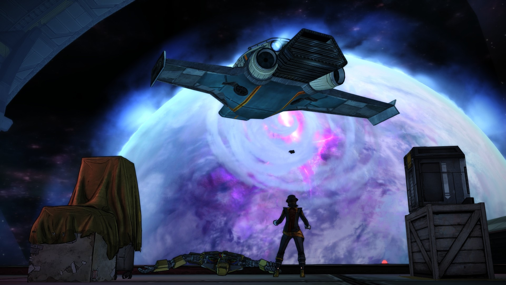 Tales from the Borderlands: Episode 5 - The Vault of the Traveler Widescreen for desktop