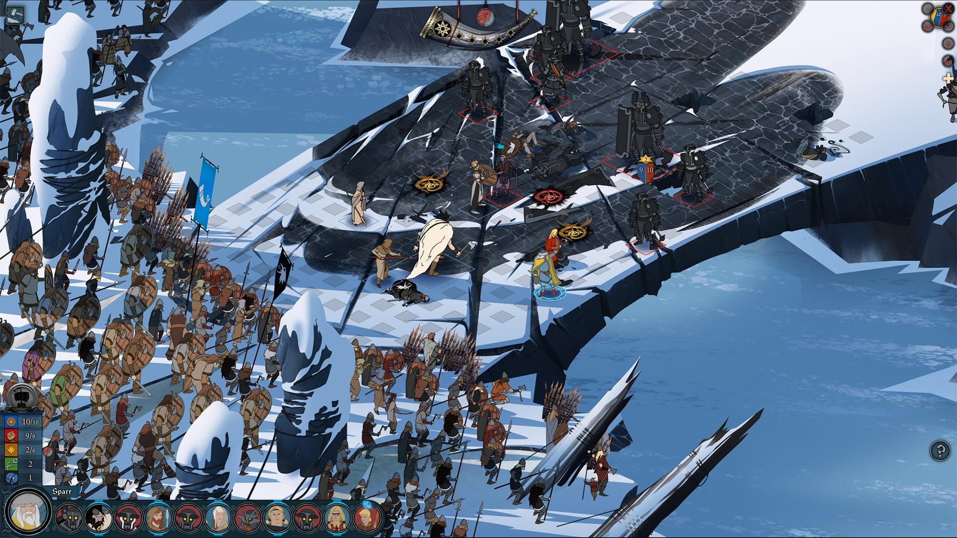 The Banner Saga 2 Widescreen for desktop