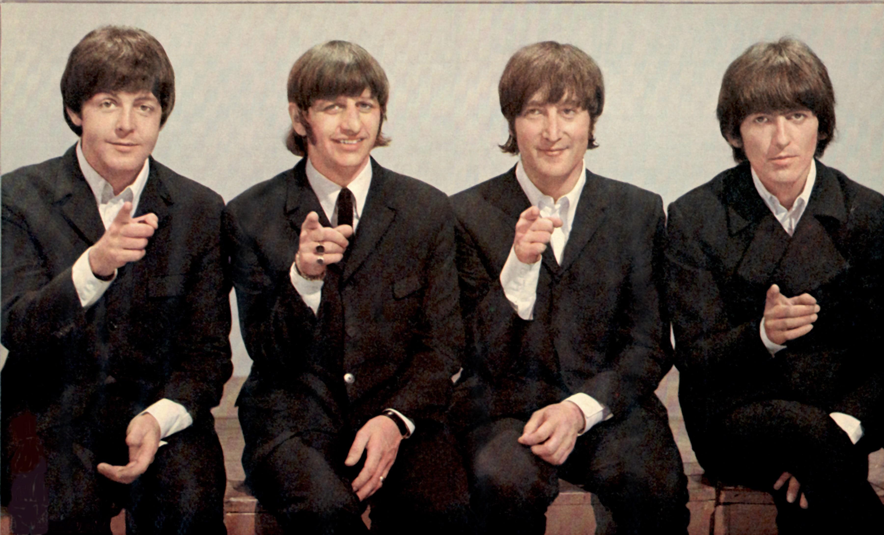 The Beatles Widescreen for desktop