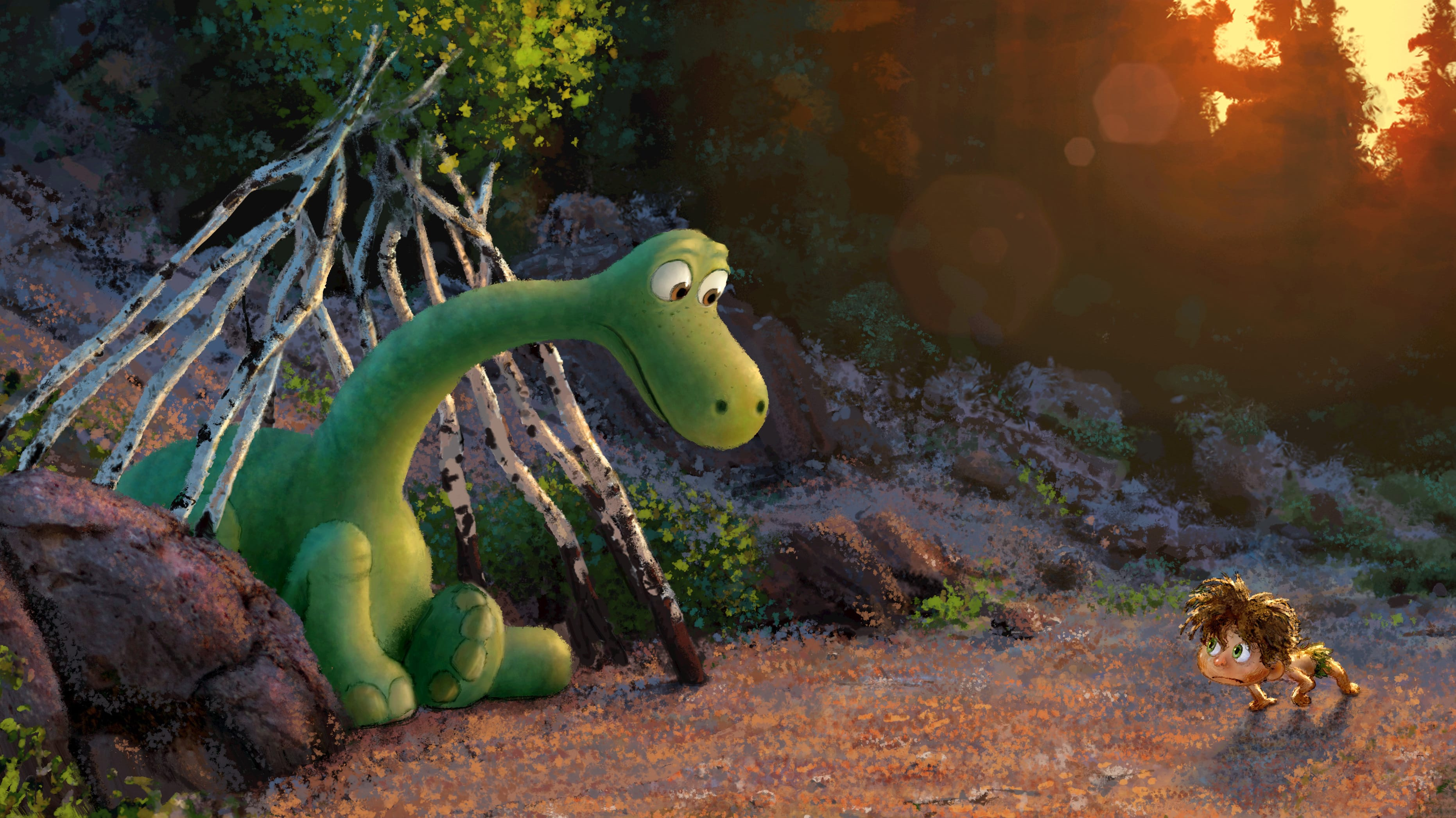 The Good Dinosaur Full hd wallpapers