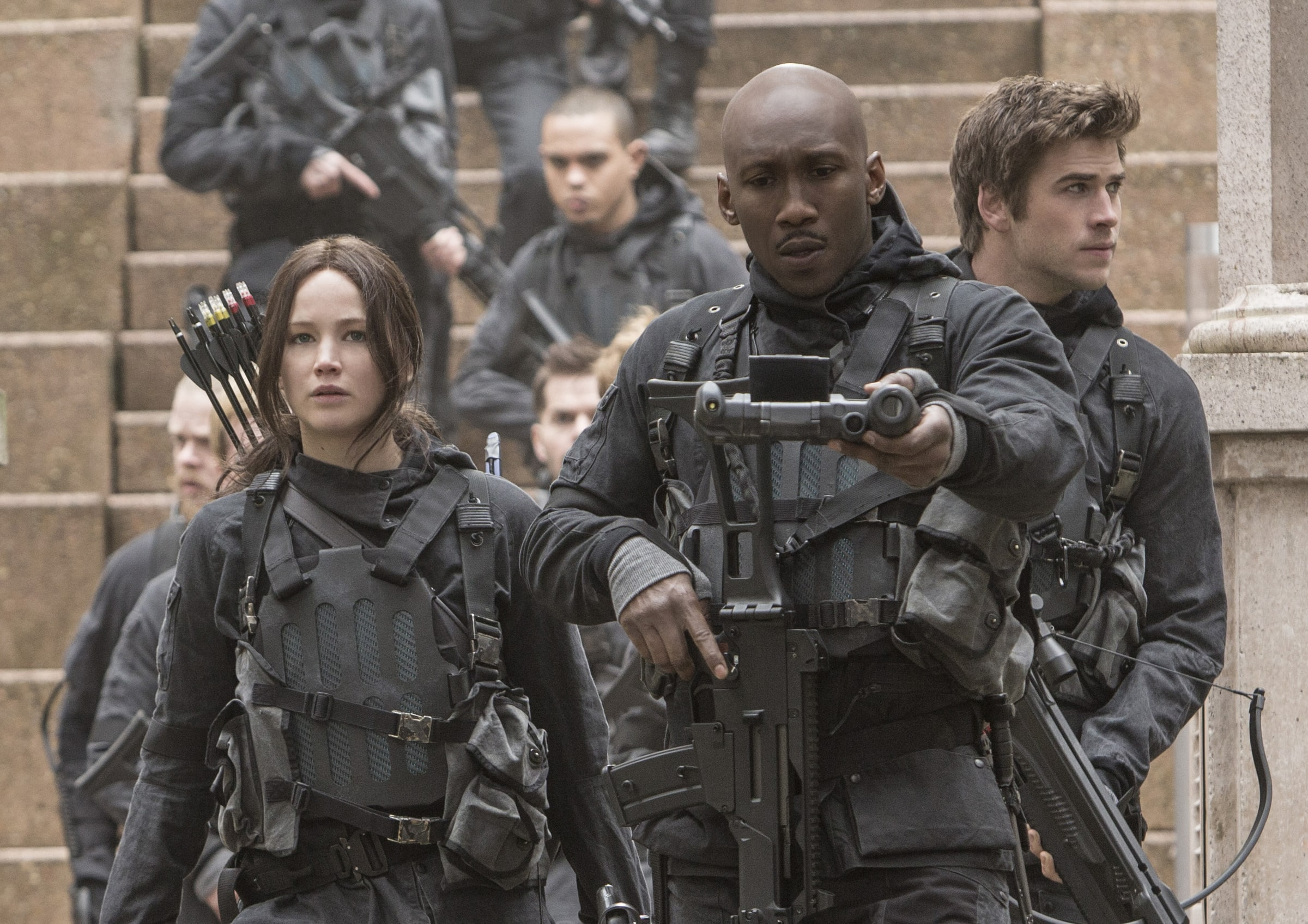 The Hunger Games: Mockingjay - Part 2 Widescreen for desktop