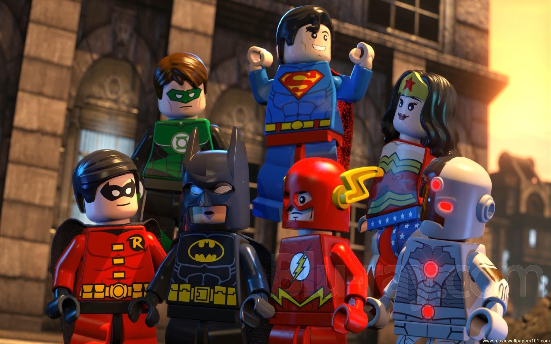 The Lego Movie Widescreen for desktop