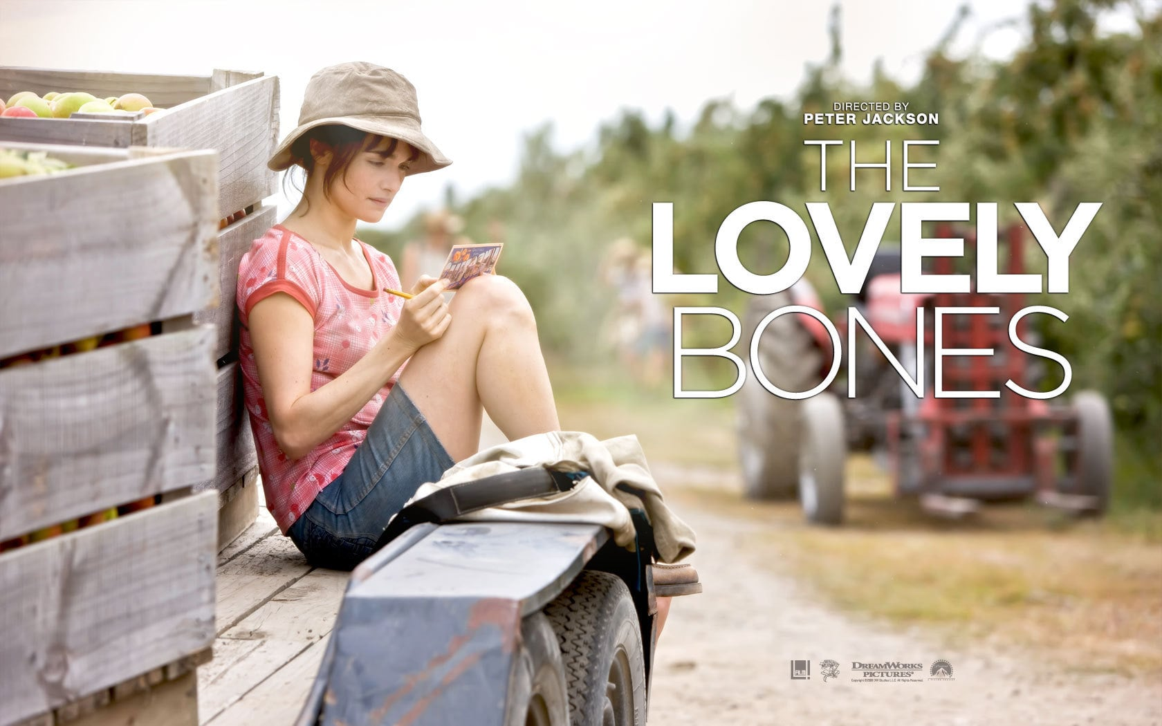The Lovely Bones widescreen for desktop