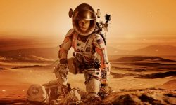 The Martian Widescreen for desktop
