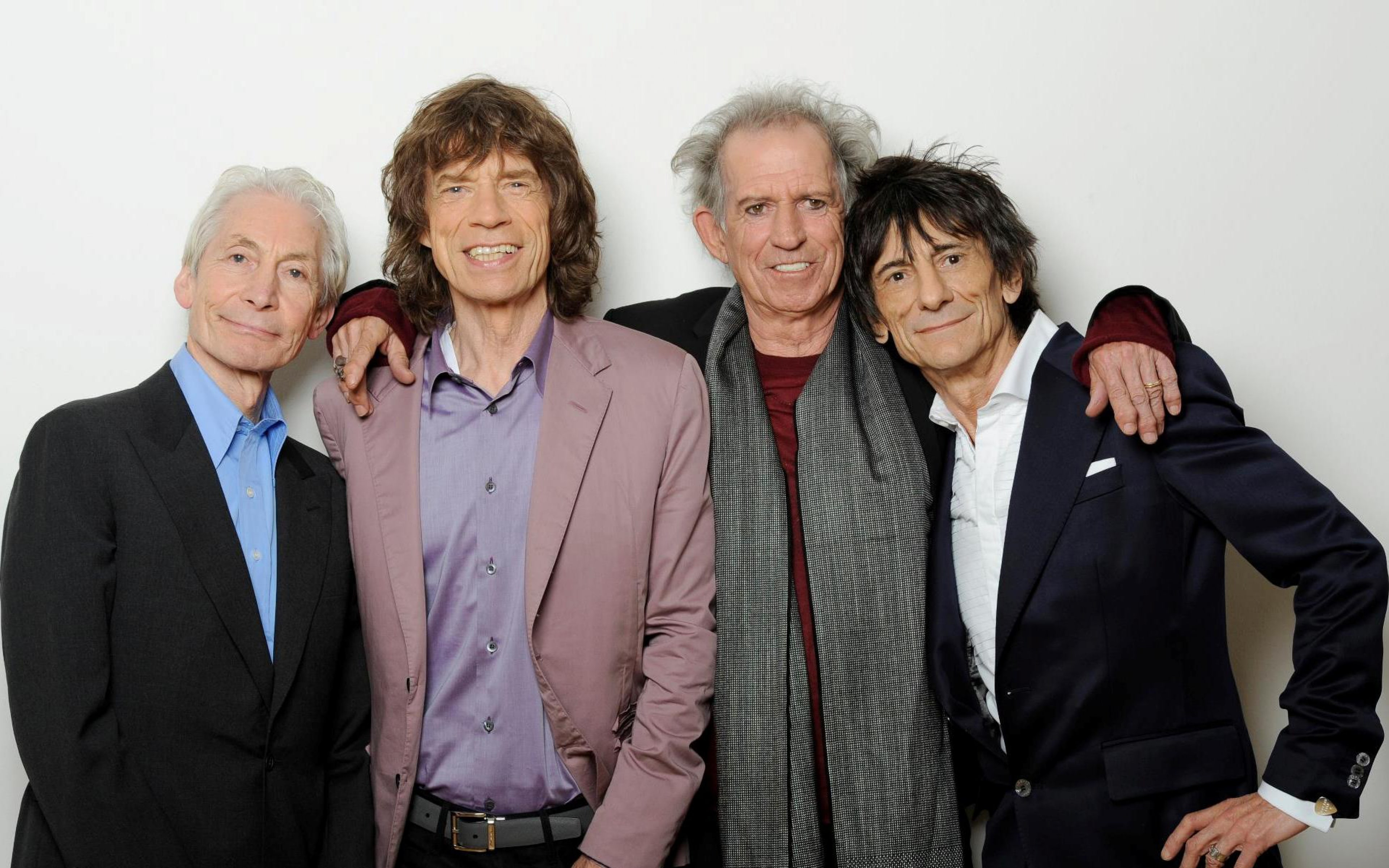 The Rolling Stones Widescreen for desktop