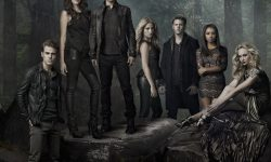 The Vampire Diaries widescreen for desktop