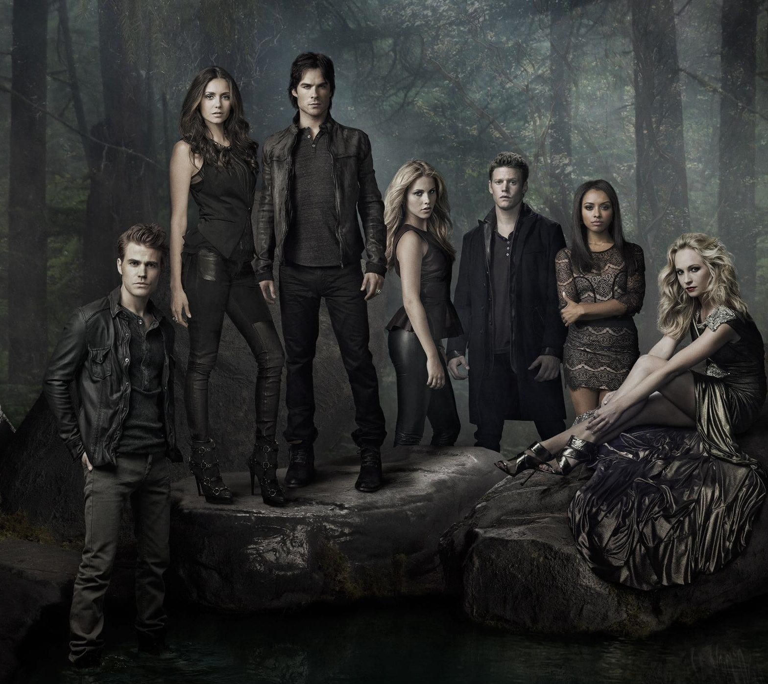 The Vampire Diaries Hd Wallpapers 7wallpapersnet
