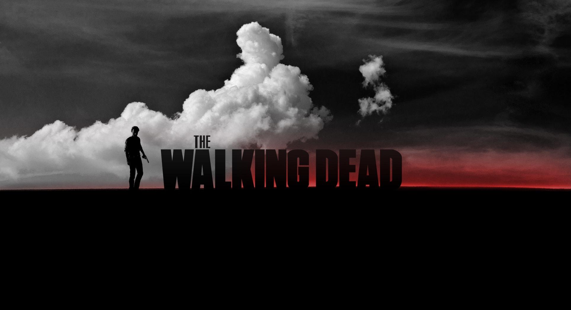 The Walking Dead widescreen for desktop