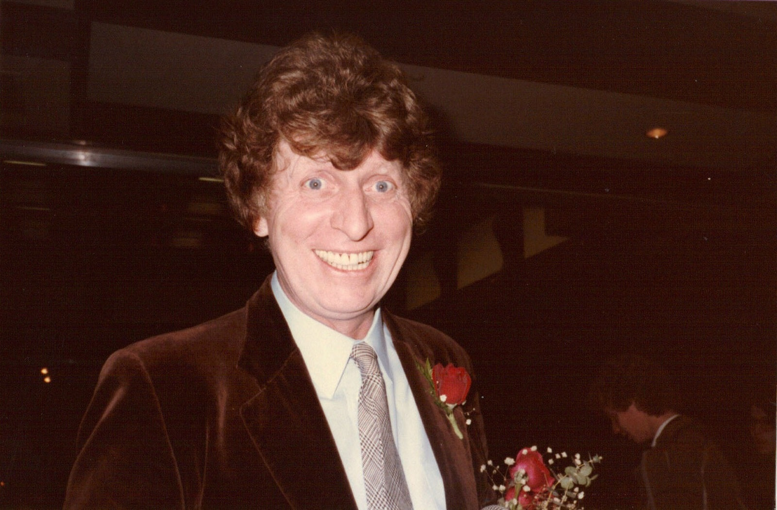 Tom Baker Widescreen for desktop