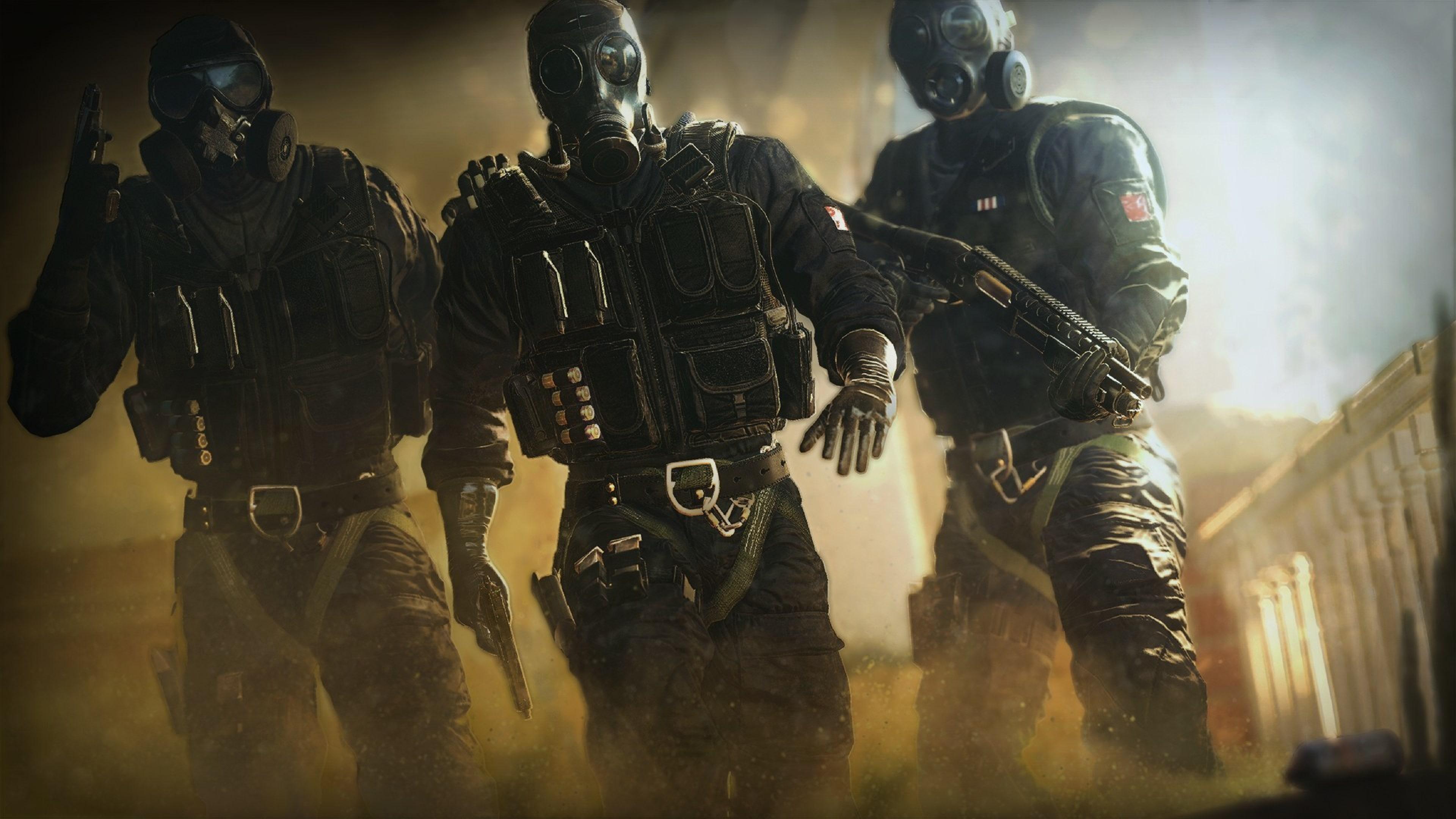 Tom Clancy's Rainbow Six: Siege Widescreen for desktop