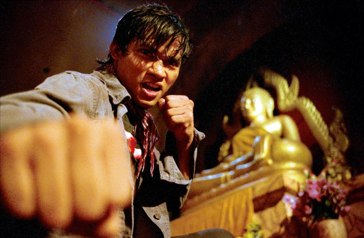 Tony Jaa Widescreen for desktop
