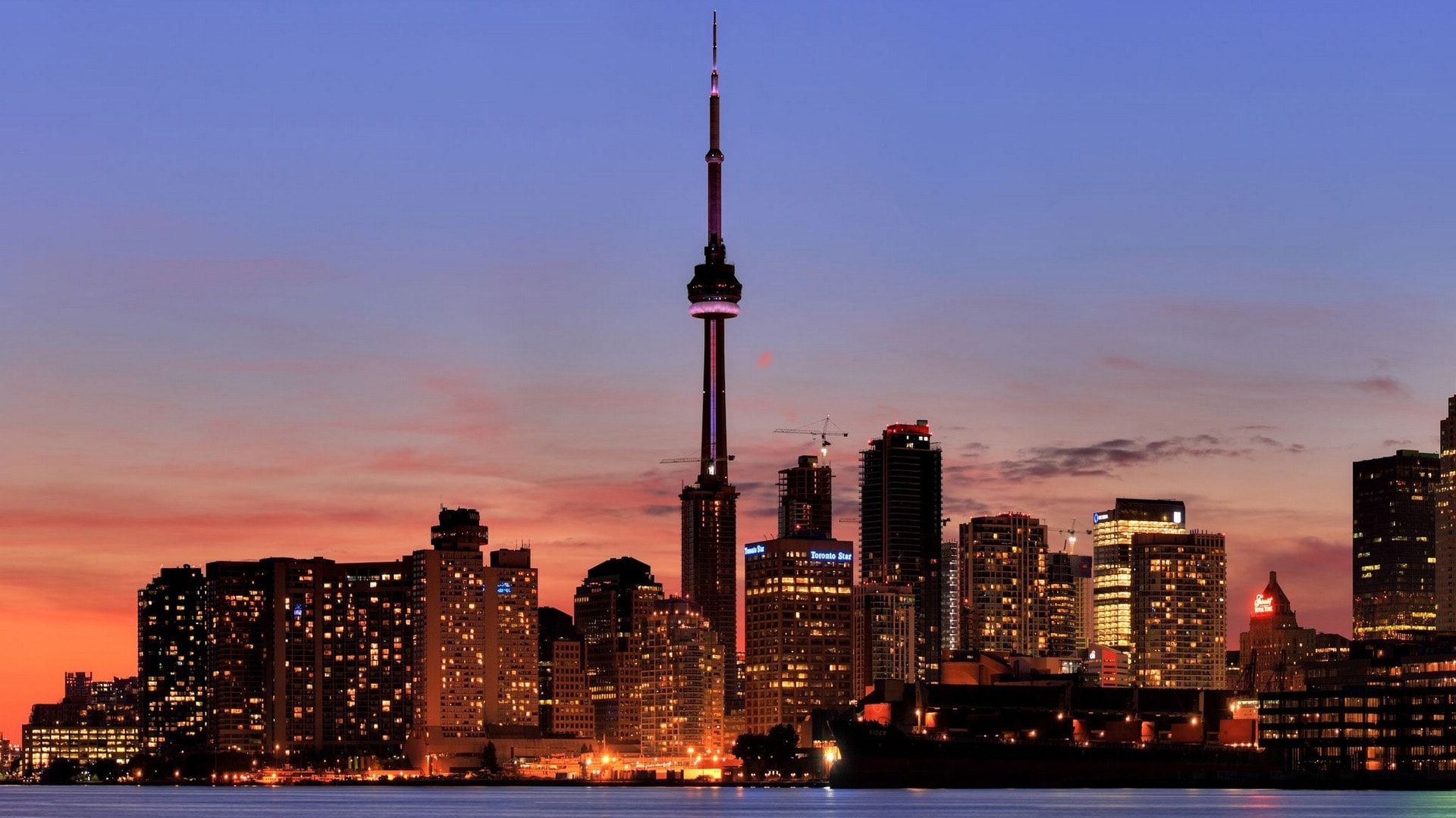 Toronto Widescreen for desktop