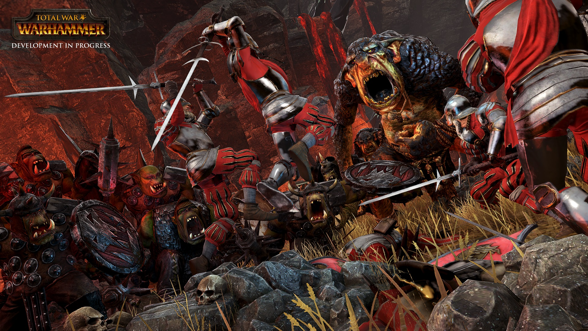 Total War: Warhammer Widescreen for desktop