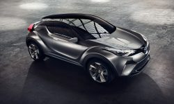 Toyota C-HR Widescreen for desktop
