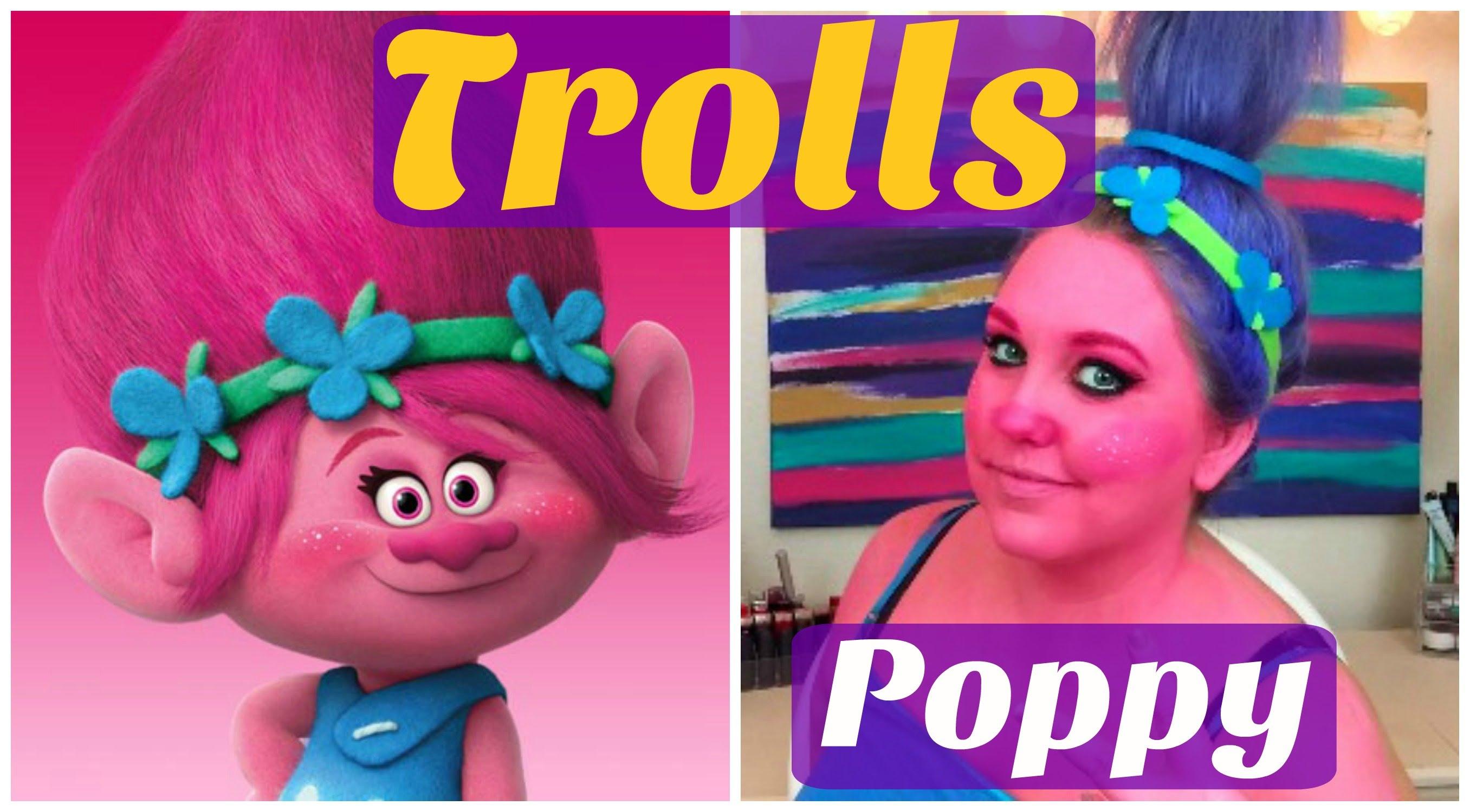 Trolls movie Widescreen for desktop
