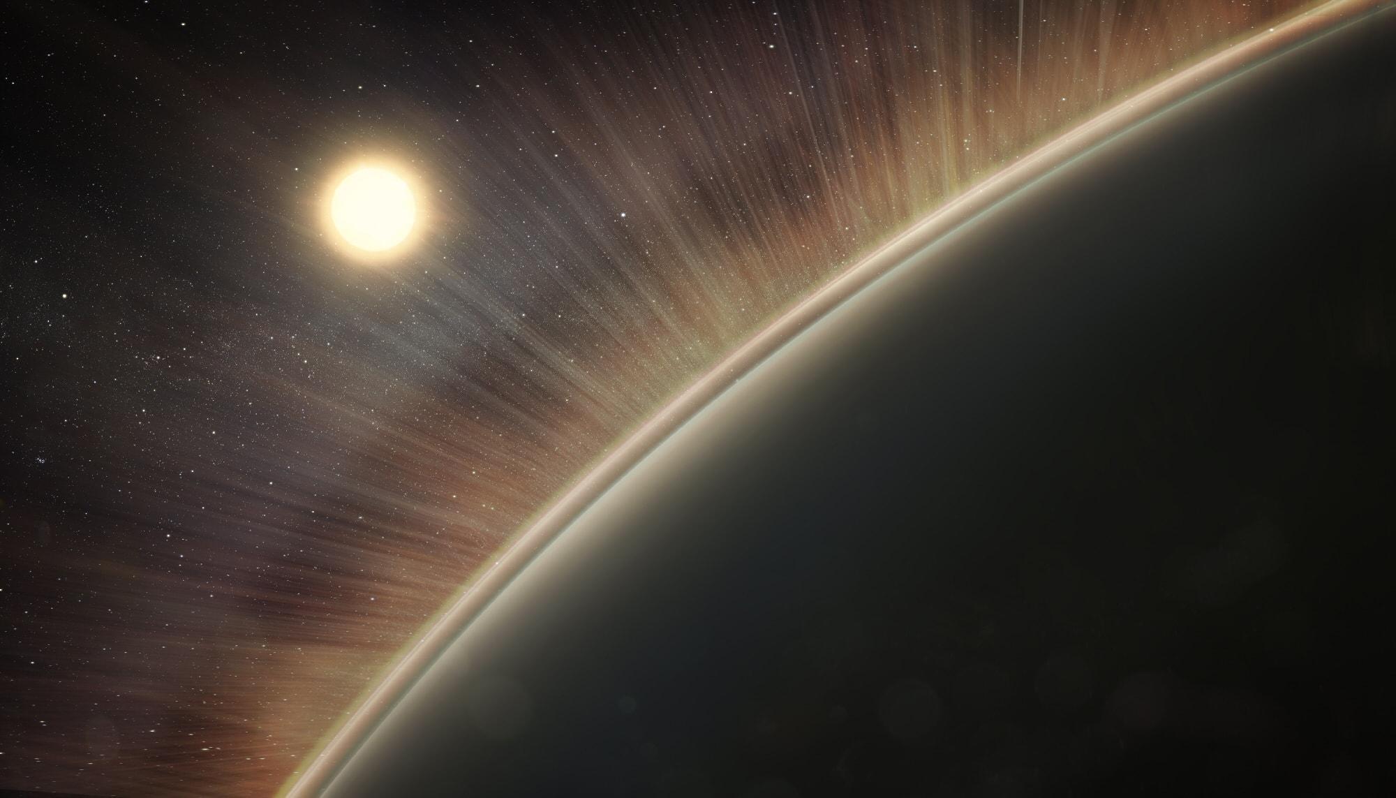 Venus Widescreen for desktop