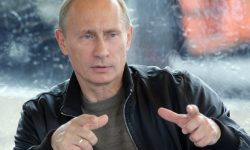 Vladimir Putin Widescreen for desktop