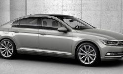 Volkswagen Passat B8 Widescreen for desktop