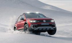 Volkswagen Tiguan 2 Widescreen for desktop