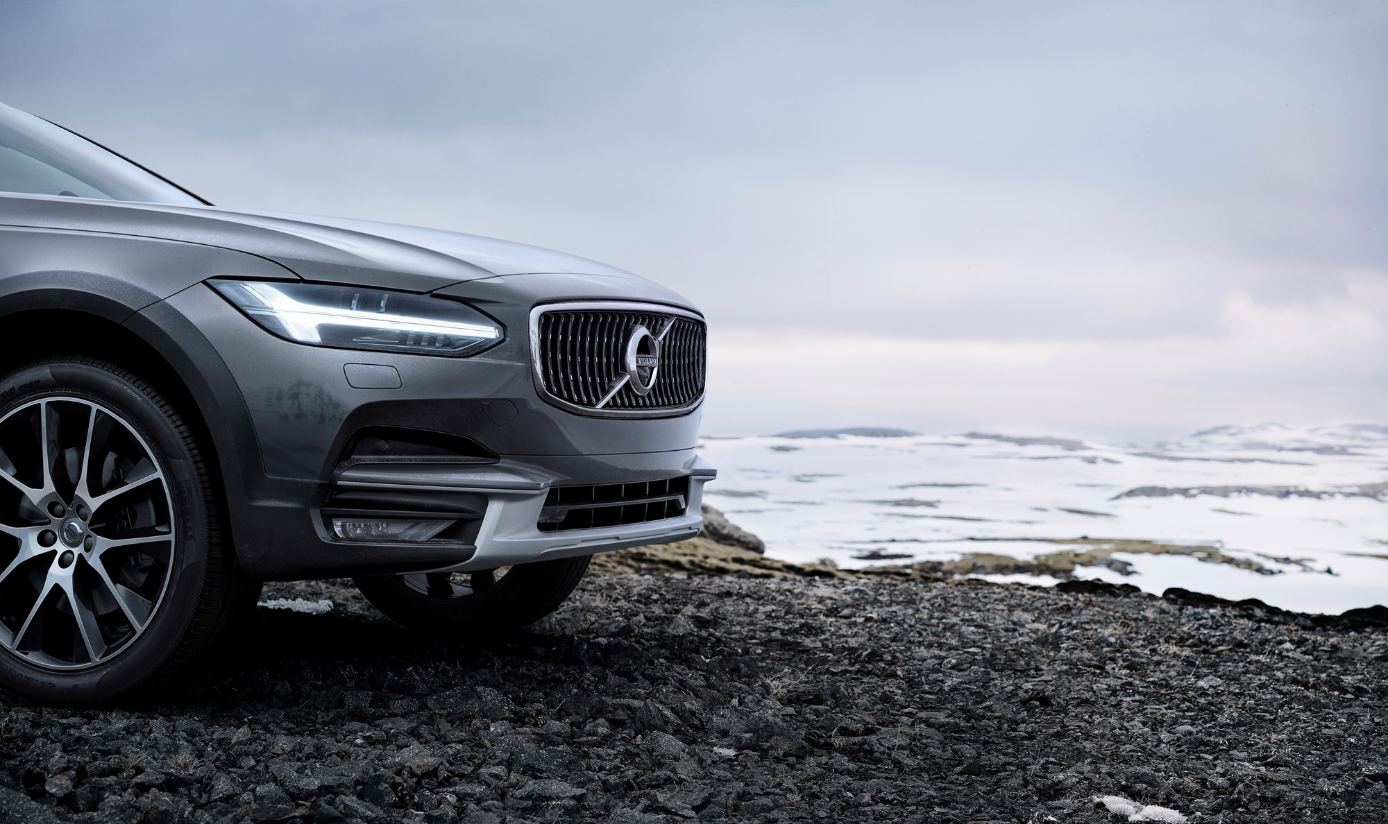 Volvo V90 Cross Country Widescreen for desktop