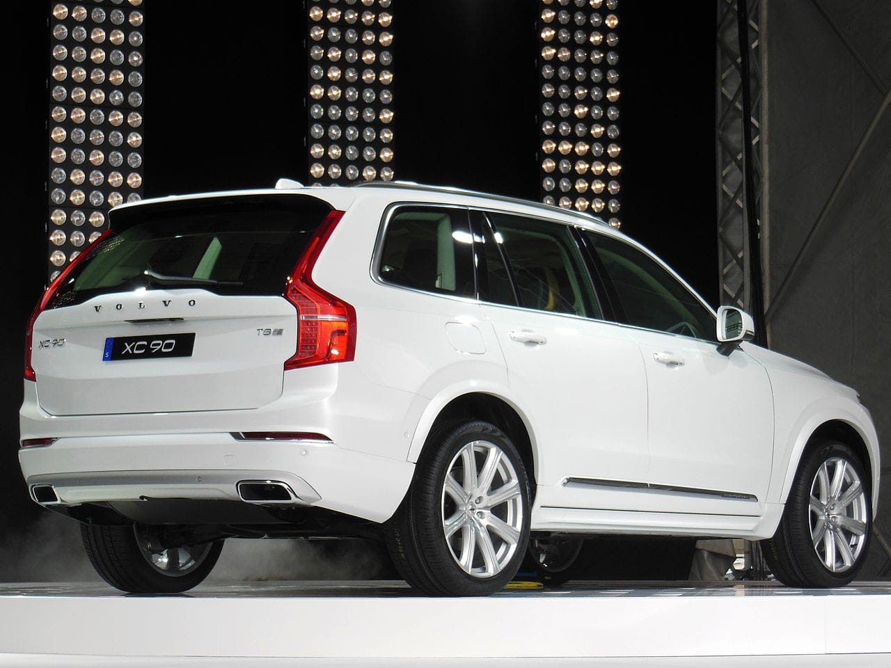 Volvo XC90 II Widescreen for desktop