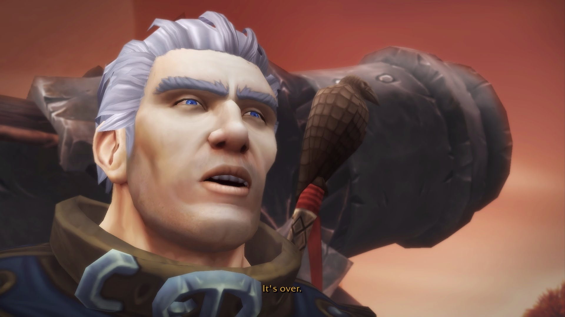 WOW: Archmage Khadgar widescreen for desktop