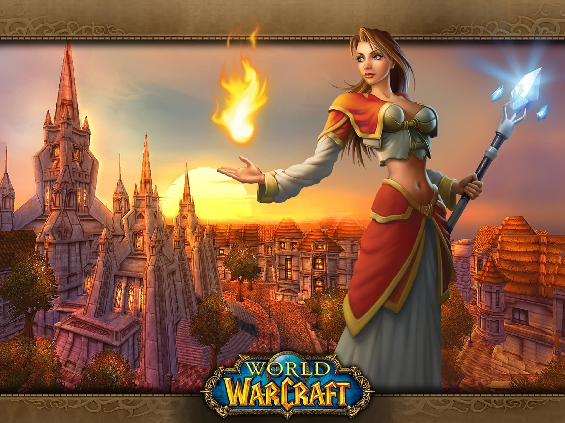 WOW: Jaina Proudmoore for mobile