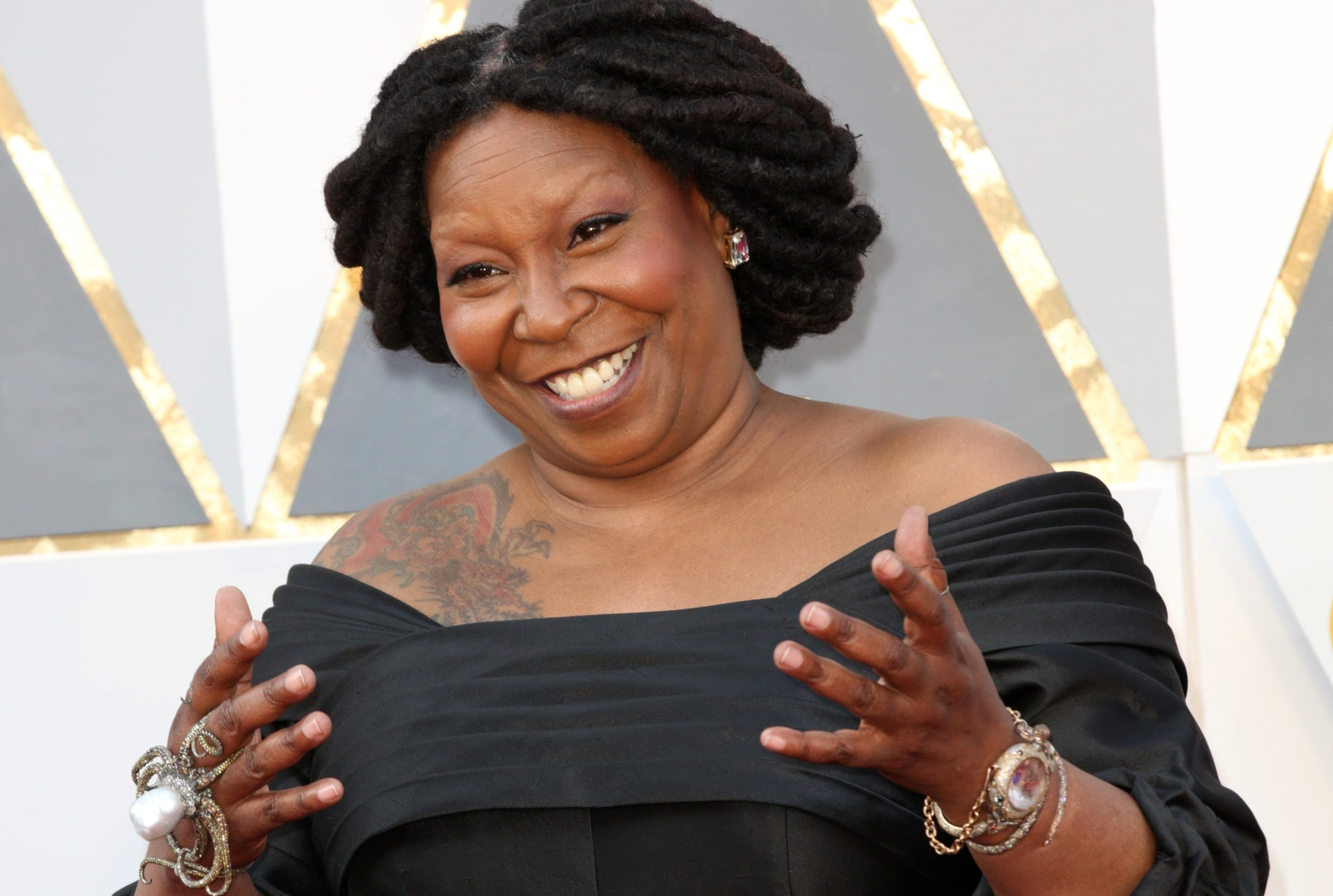 Whoopi Goldberg Widescreen for desktop