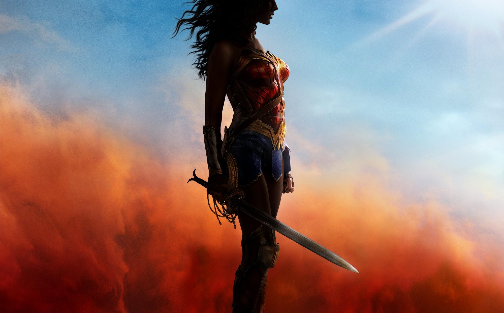 Wonder Woman Widescreen for desktop