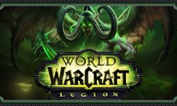 World of Warcraft: Legion Widescreen for desktop