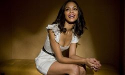 Zoe Saldana Desktop wallpaper