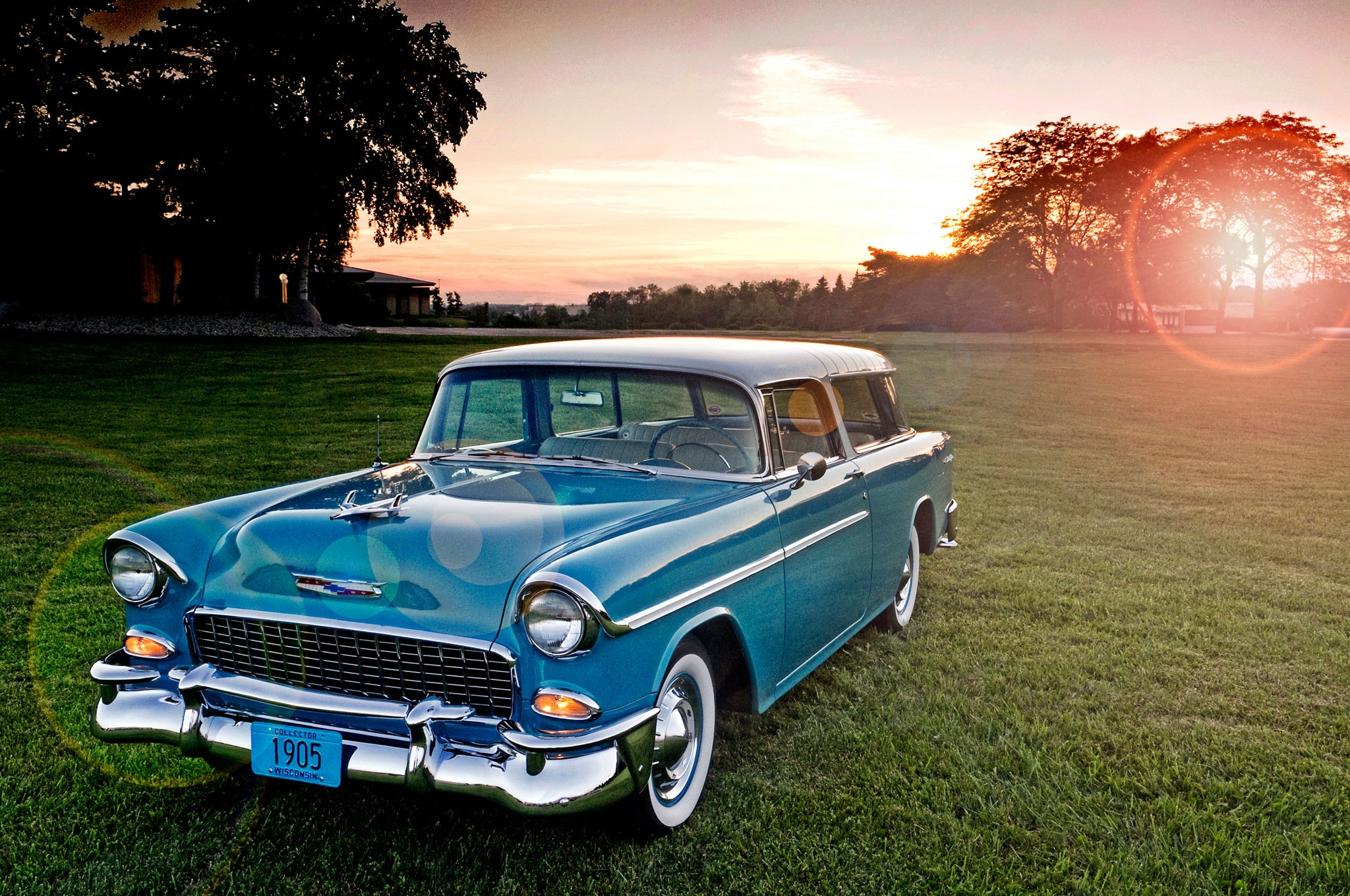 1955 Chevrolet Nomad High